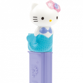 PEZ Spender Hello Kitty Mermaid Blue