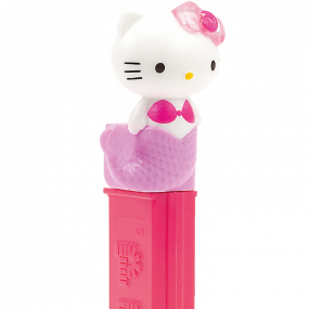 PEZ Spender Hello Kitty Mermaid Pink