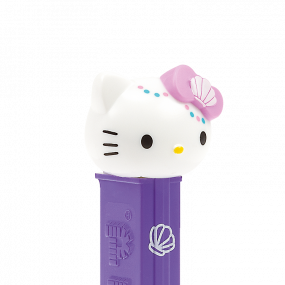 PEZ Spender Hello Kitty Mermaid Shell