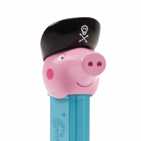 PEZ Spender George Peppa Wutz